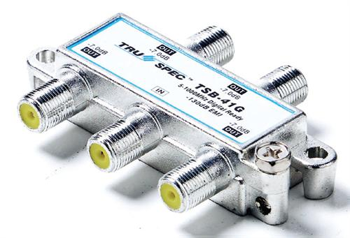 photo of TSB-41G 4-Way Splitter
