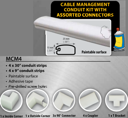 photo of Cable Conduit Kit MCM4
