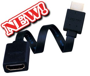 photo of HDMI Patch Cable Male to Female