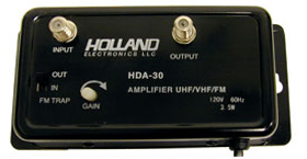 photo of Holland Amp HDA-30