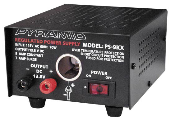 photo of Power Supply Pyramid PS-9KX
