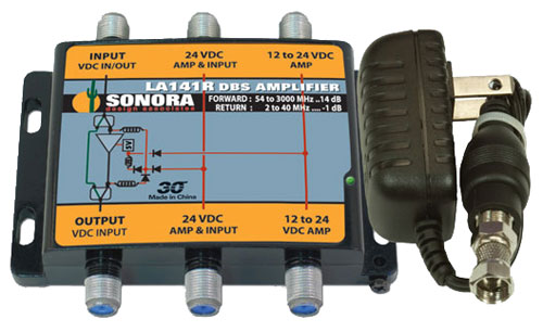 photo of Sonora Inline Amplifier LA141R-T
