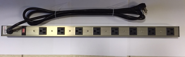 photo of Power Bar 8-Outlet Strip MPM8