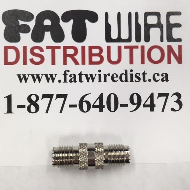 photo of Mini UHF Female To Mini UHF Female Adapter