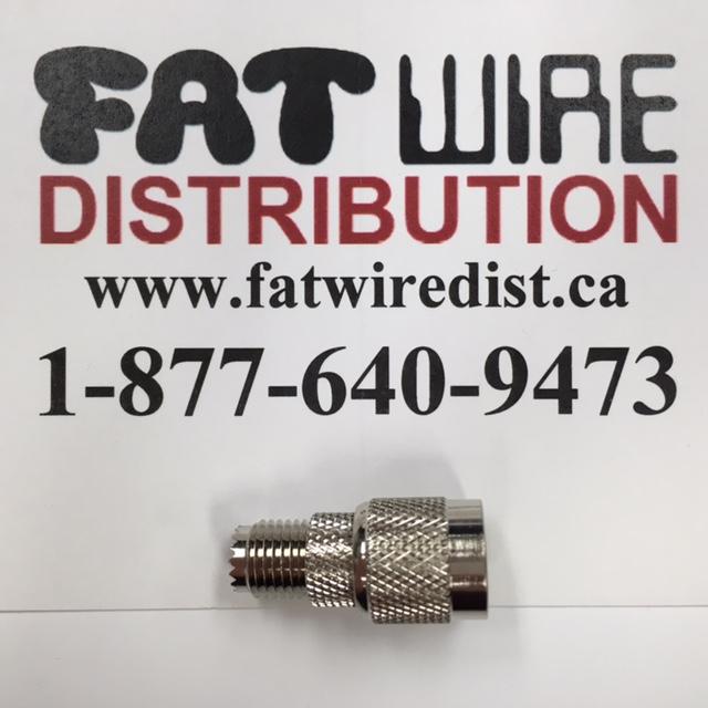 photo of Mini UHF Female To TNC Male Adapter