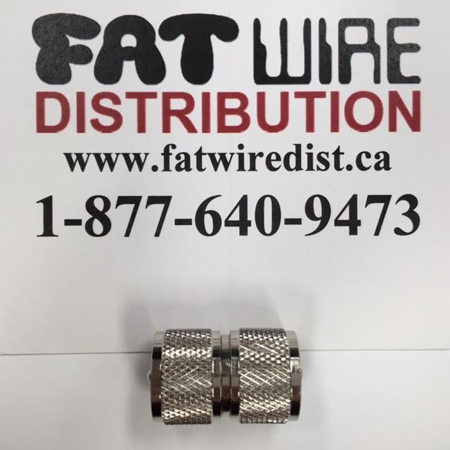 photo of UHF Male To UHF Male Adapter