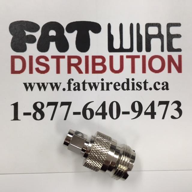 photo of SMA Male To UHF Female Adapter