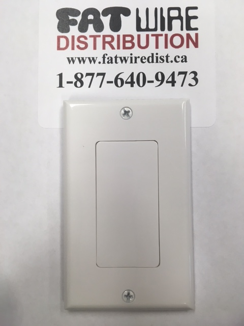 photo of Decora Wall Plate Blank