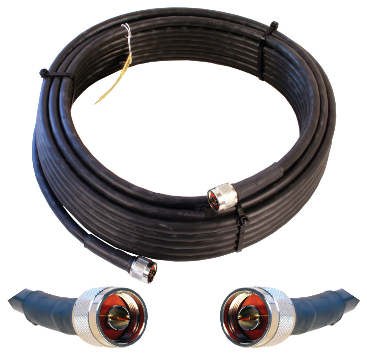 photo of RFC400 Patch Cable 100ft N Male