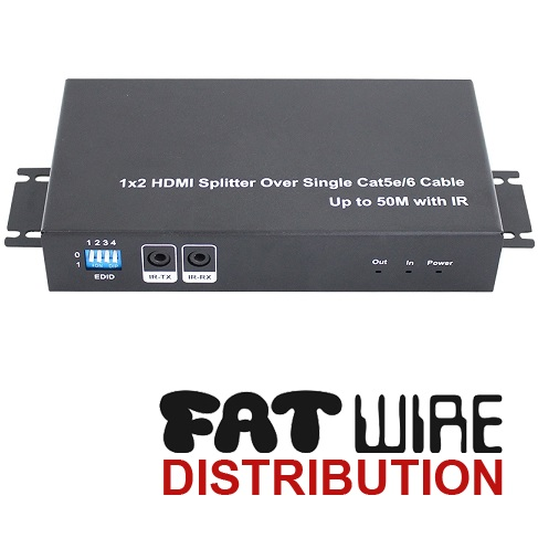 photo of HDMI-TOCO-SPE102-SPLITTER-KIT