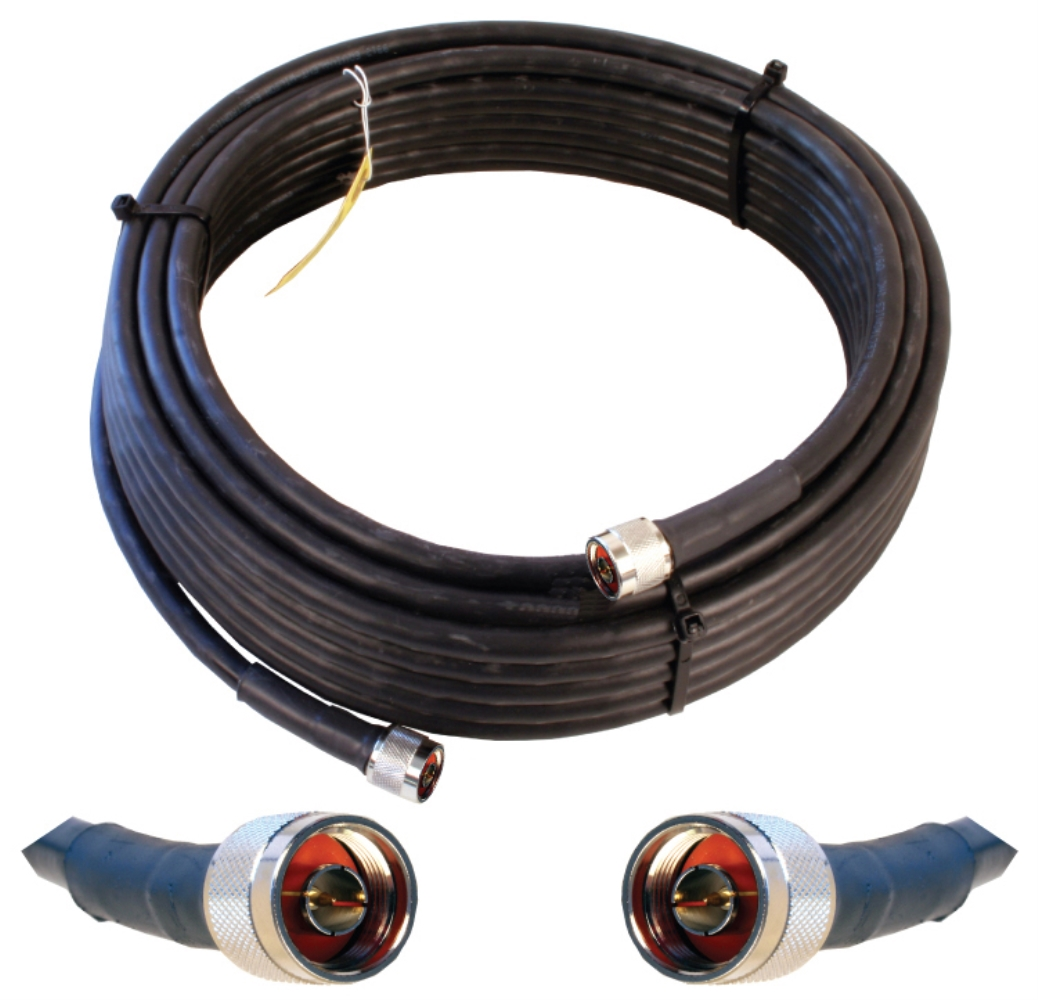 photo of RFC400 Patch Cable 135ft N Male