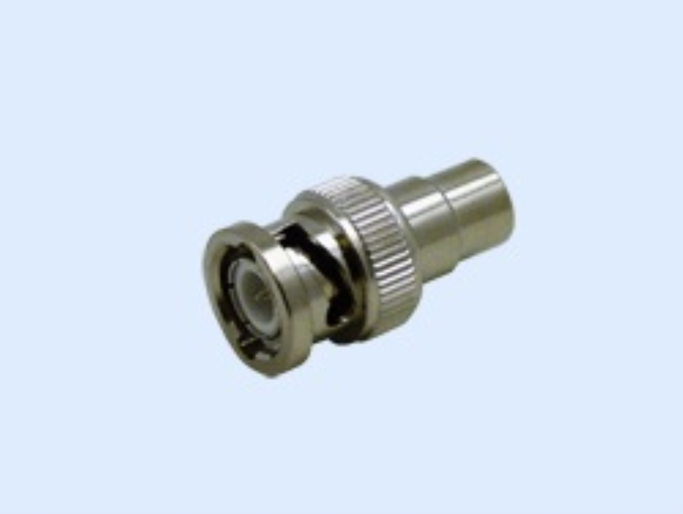 photo of BNC Male to RCA Female Adapter