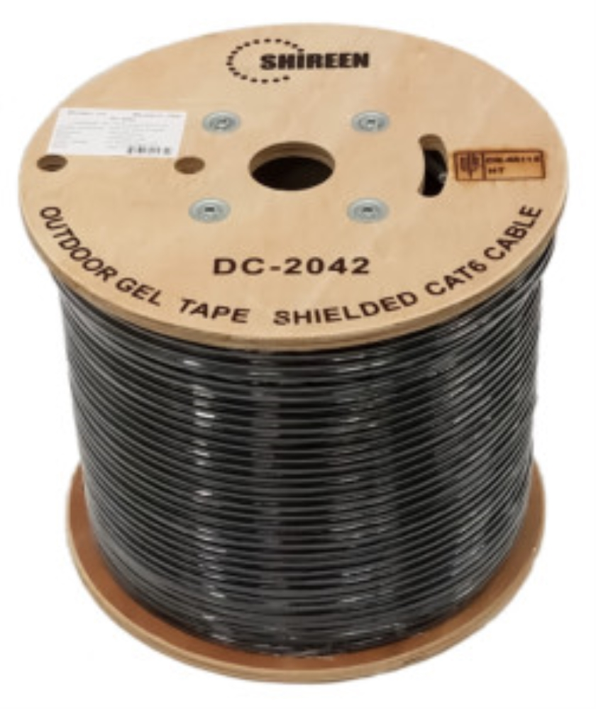 photo of Cat6 Shireen Outdoor Shielded Dry Gel Cable DC2042