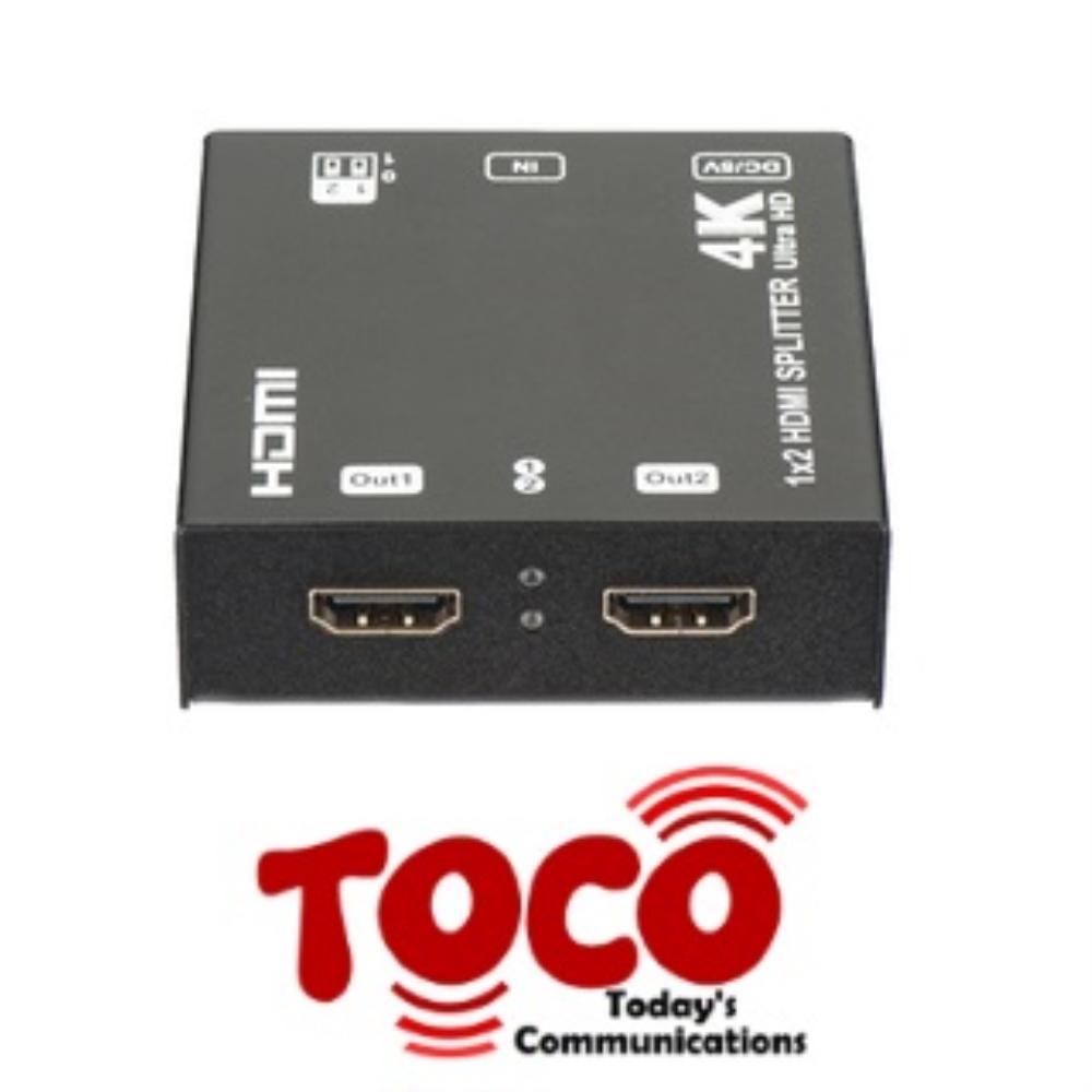 photo of HDMI-TOCO-SP142E-HD4K2K-2-WAY-SPLITTER