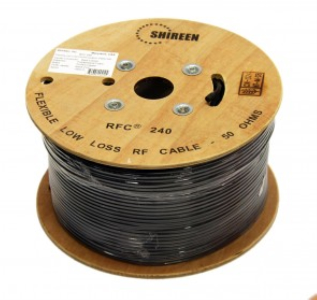photo of Shireen RFC240 Low Loss Cable