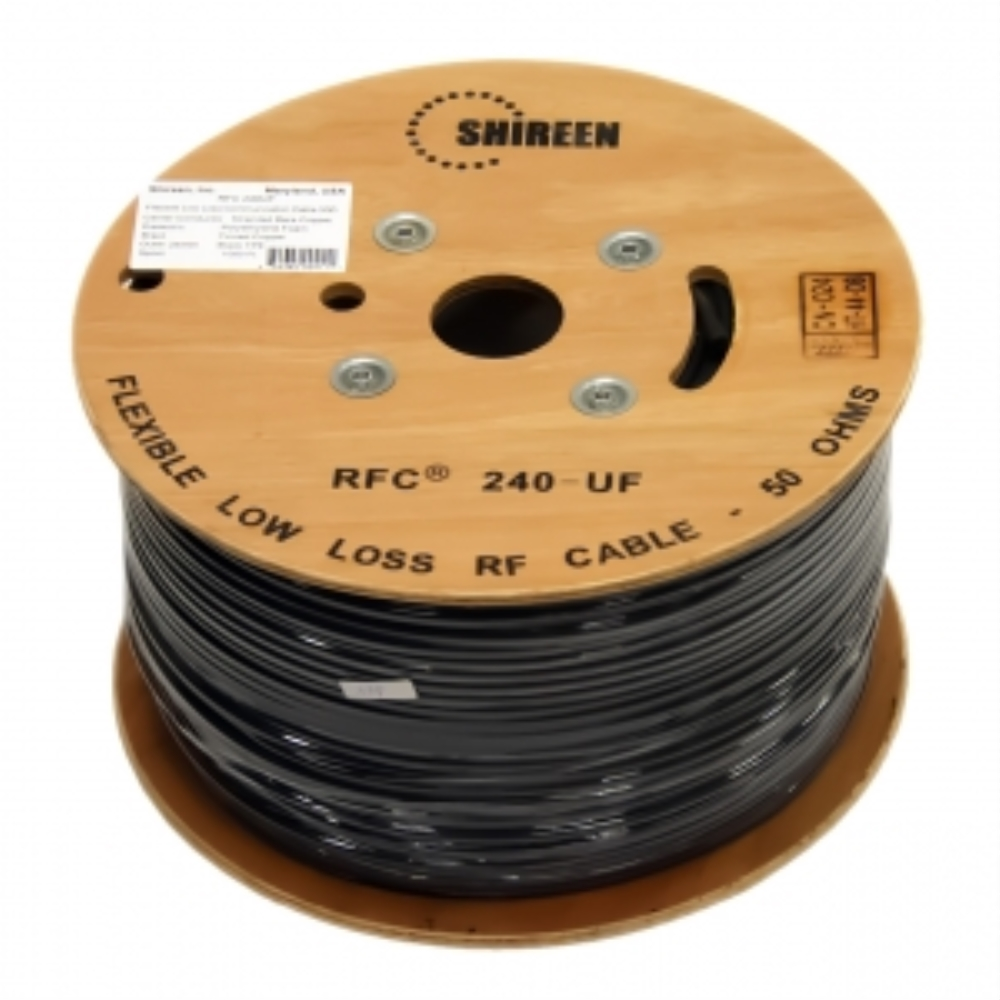 photo of Shireen RFC240UF Low Loss Cable