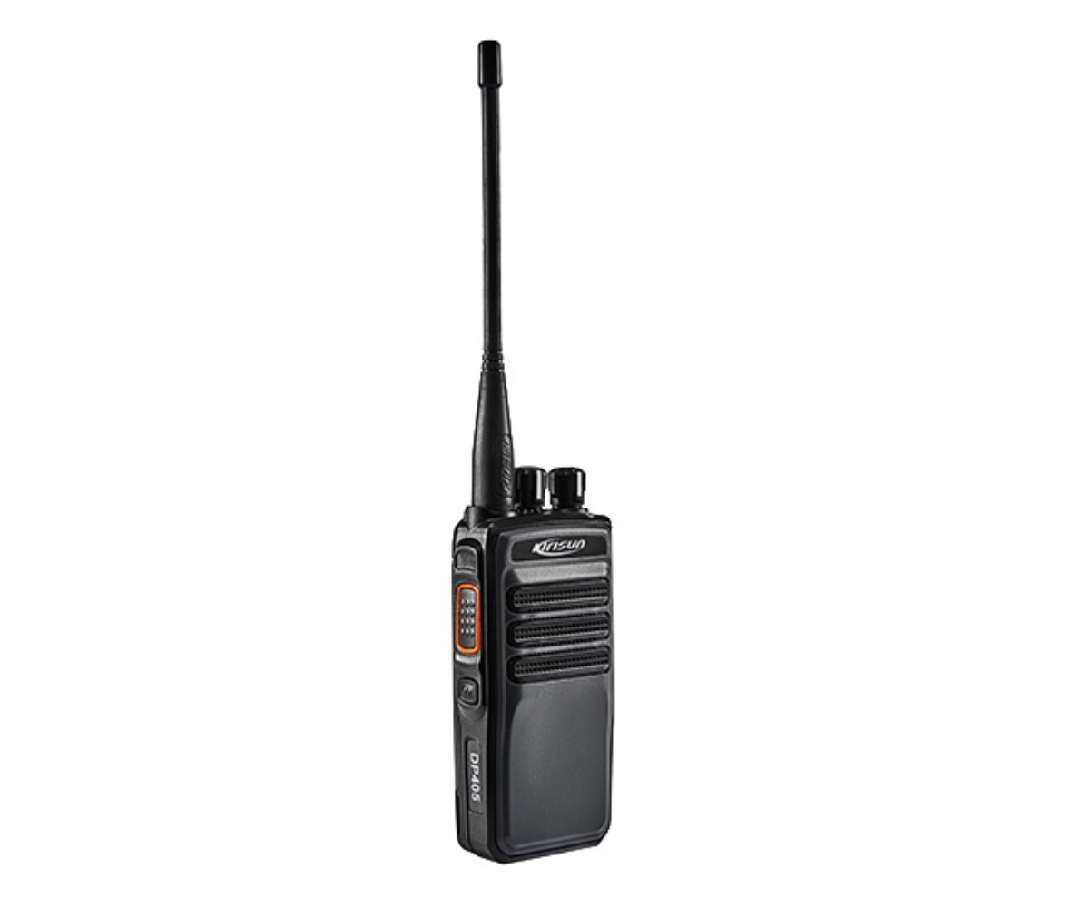 photo of Kirisun DP-405 - 256 Ch., 5 Watt, VHF Portable