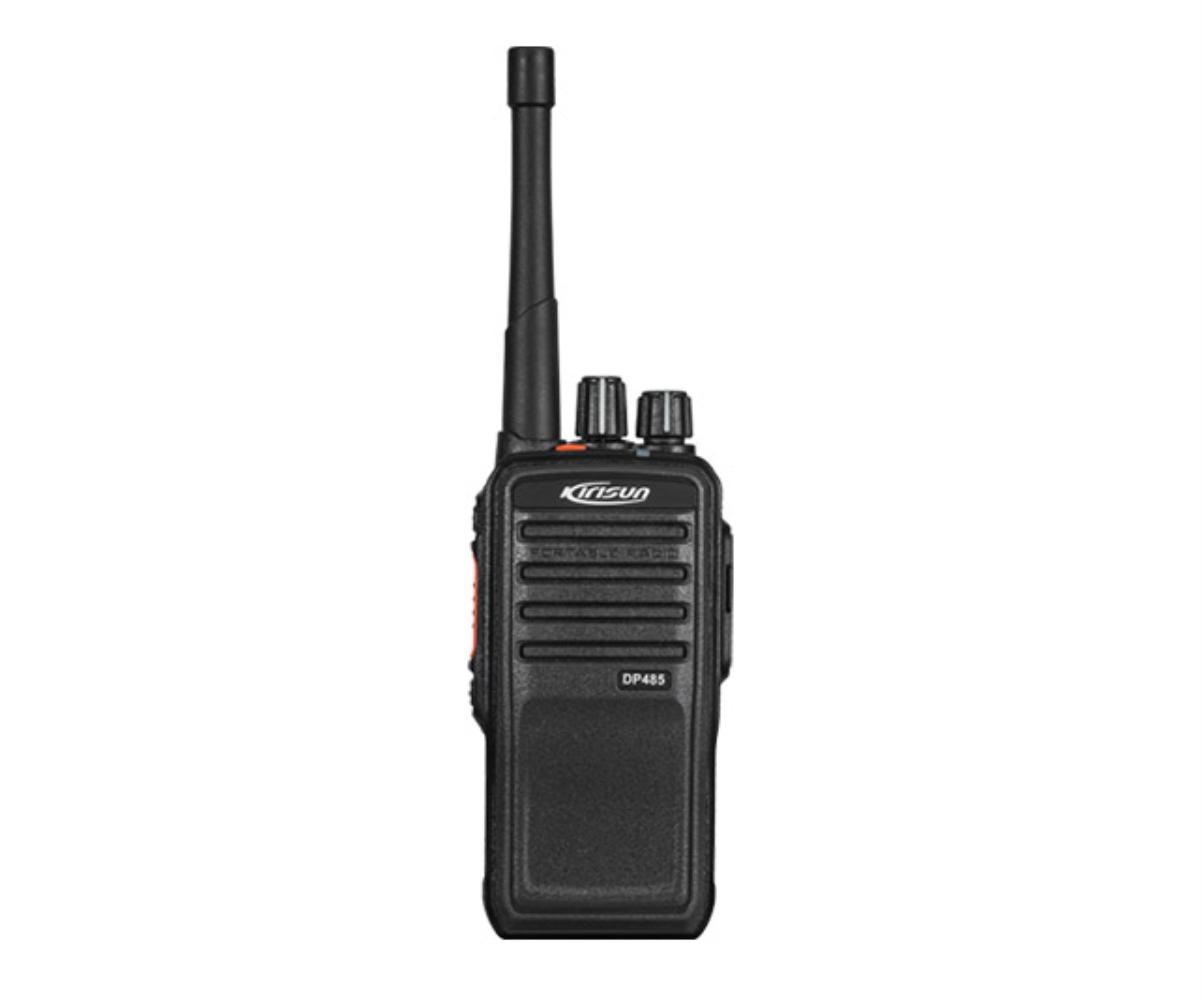 photo of Kirisun DP-485 - 256 Channel, 5 Watt, VHF Portable
