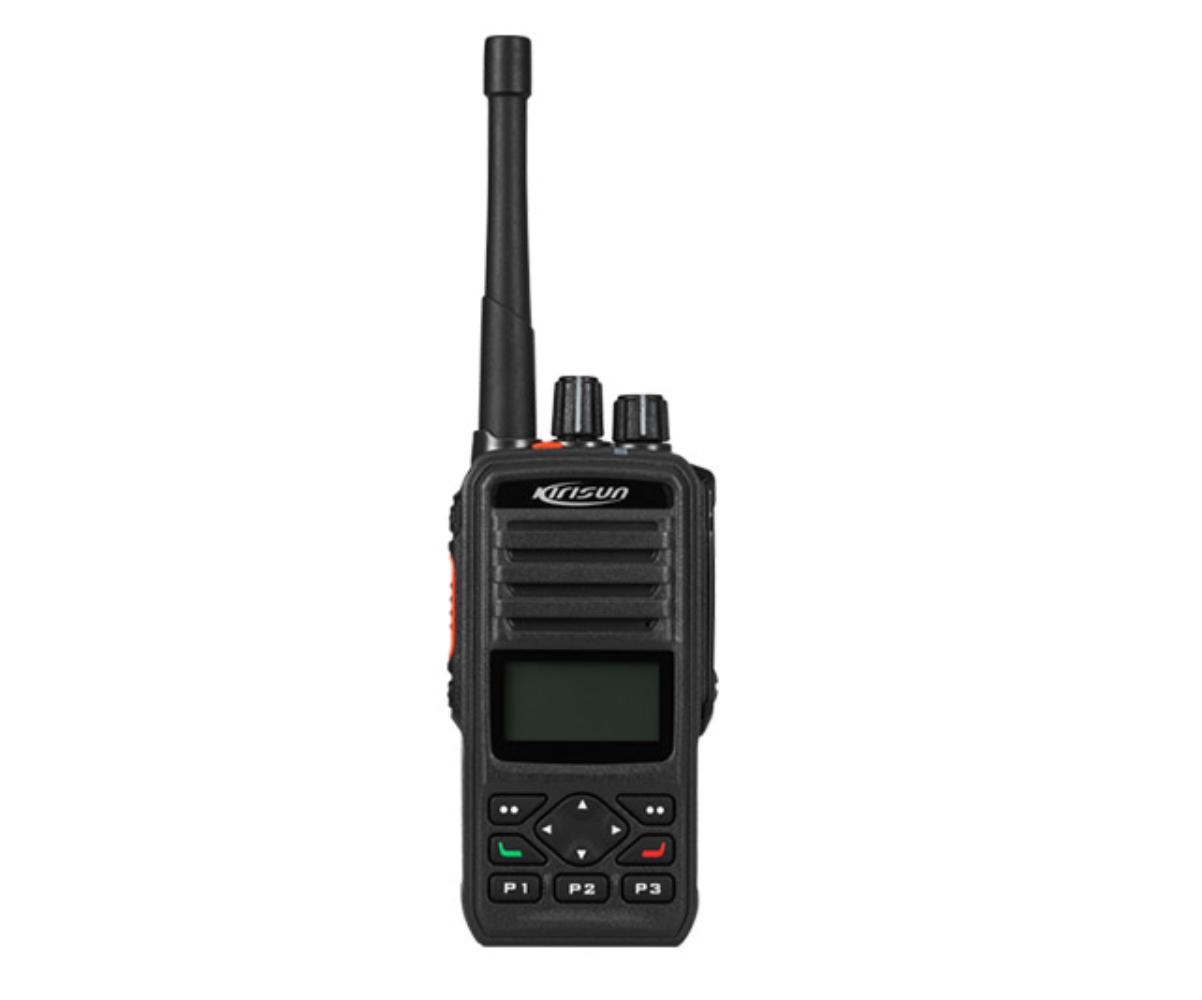 photo of Kirisun DP-586 GPS+MD 256 Channel, VHF 5 Watt portable