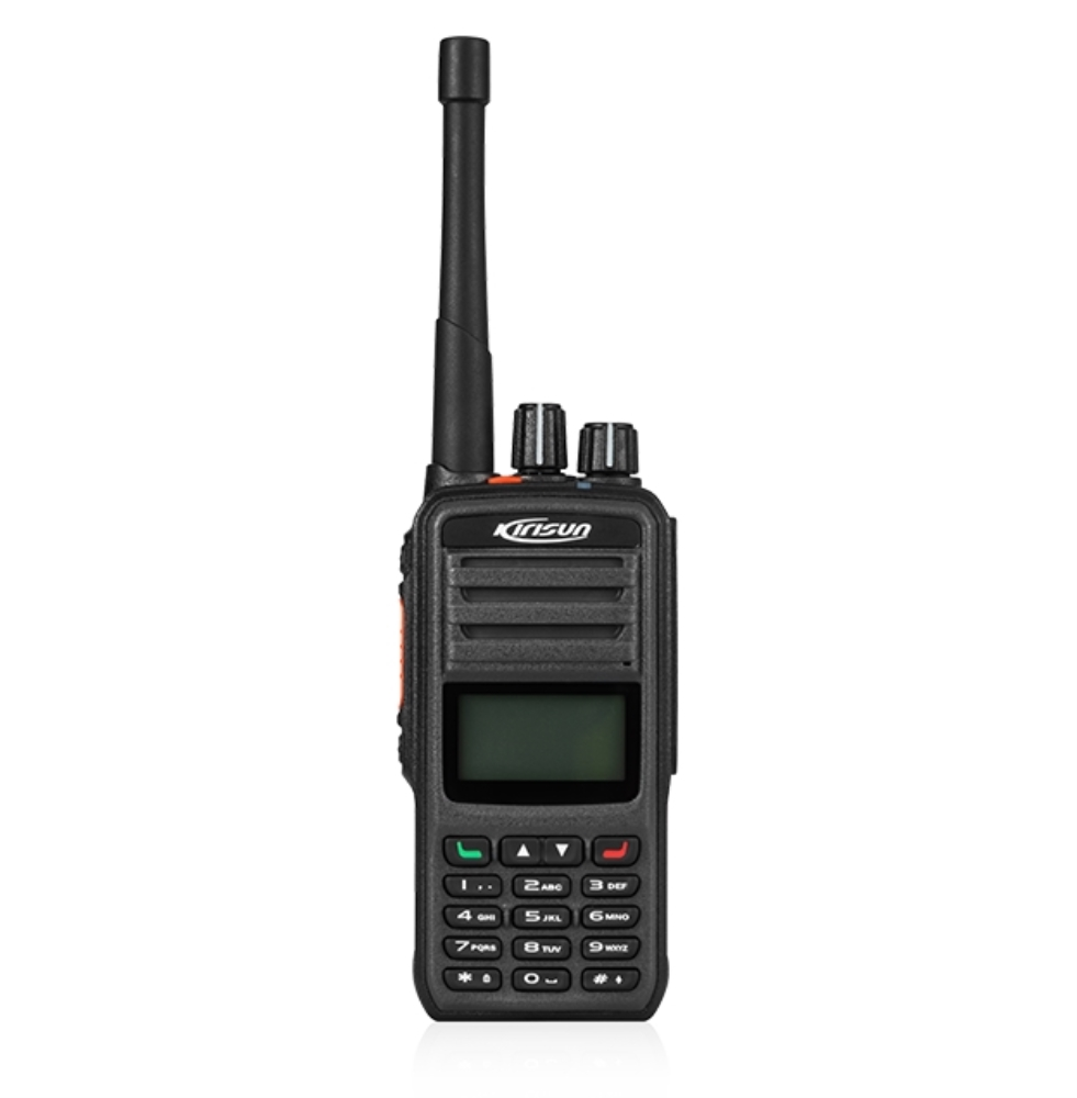 photo of Kirisun DP-480-UHF, 256 Channel, 4 Watt portable w/ LCD and full keypad