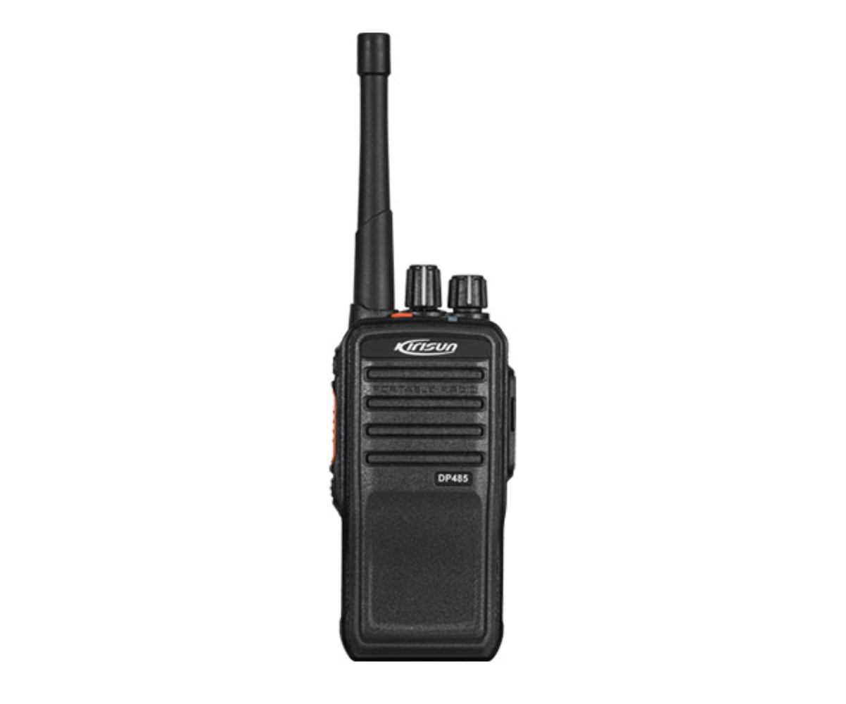 photo of Kirisun DP-485 UHF - 256 Channel, 4 Watt UHF portable