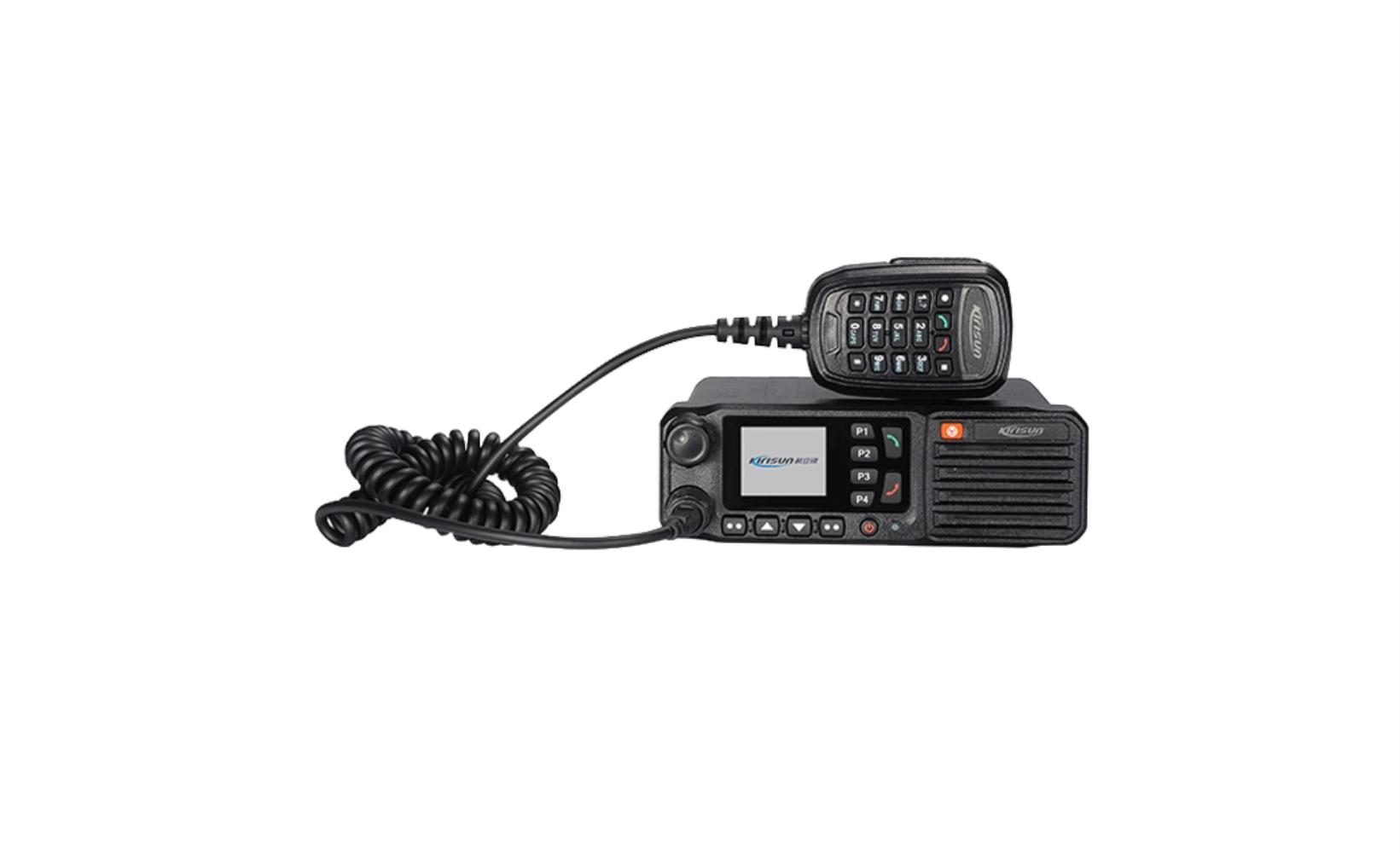 photo of TM-840-VHF-45 - 1024 Channel, 40 Watt, VHF DMR Mobile Radio