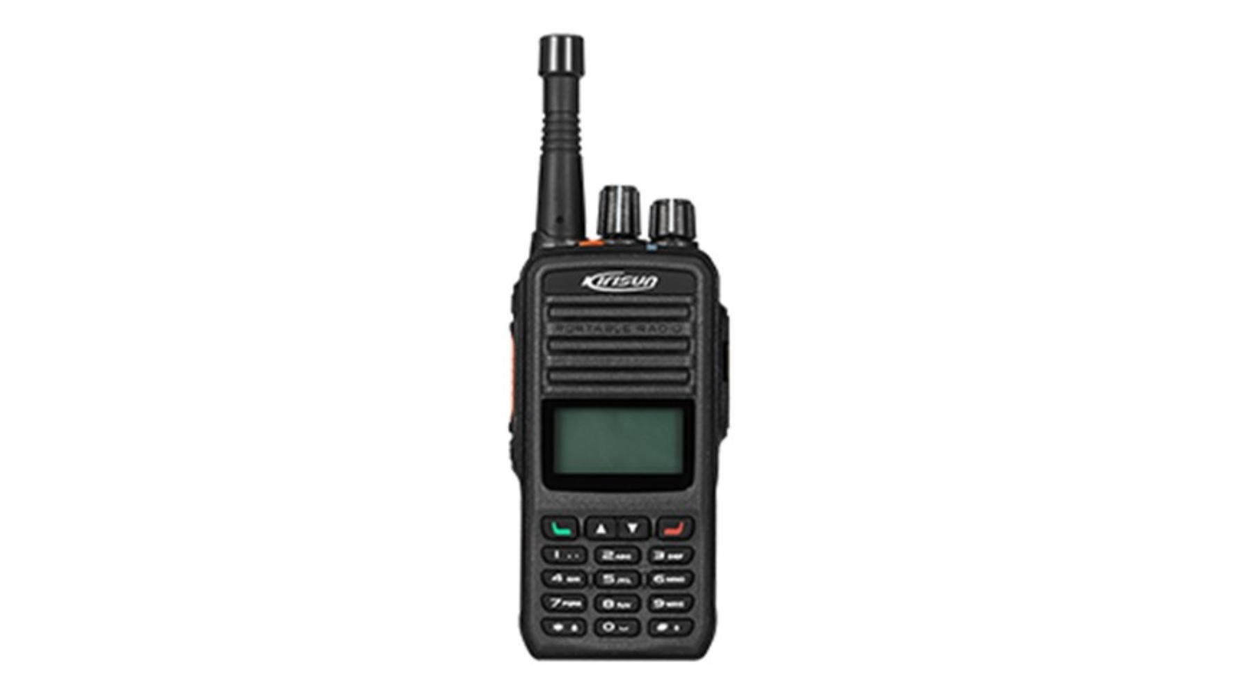 photo of Kirisun W60 - Push to talk (PTT) over Wi-fi & Cellular, portable two way radio