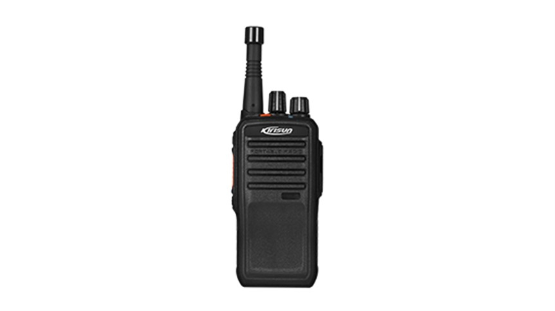 photo of Kirisun W65 Push to talk (ptt) over wi-fi / cellular, portable two way radio