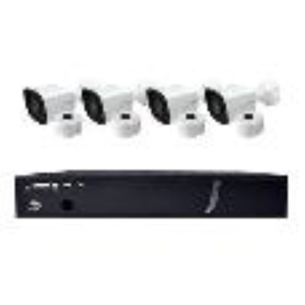 photo of SPECO 4 CHANNEL NVR CAMERA KIT ***SPECIAL PRICE $789.395***