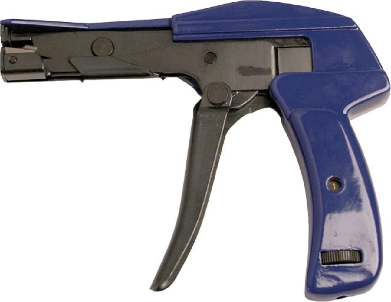 photo of CABLE TIE GUN, HEAVY DUTY, PLATINUM TOOLS  10200C