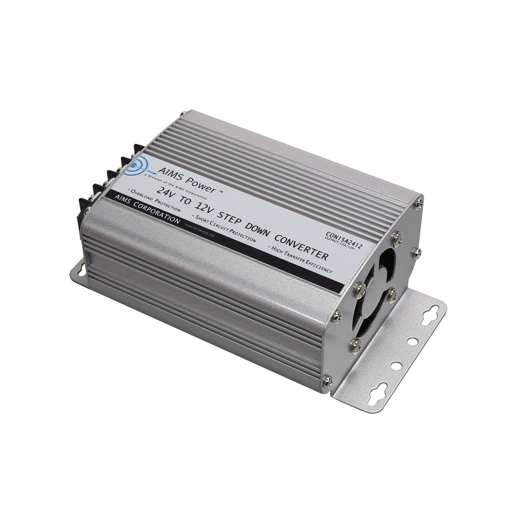 photo of 15 Amp 24Vdc to 12Vdc Converter