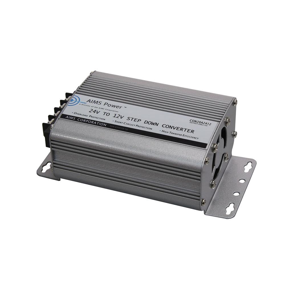 photo of 20 Amp 24Vdc to 12Vdc Converter