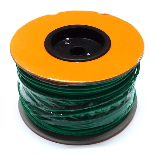 photo of PRECISION DIGITAL VIDEO CABLE, MINI COAX 250 FT SPOOL, GREEN