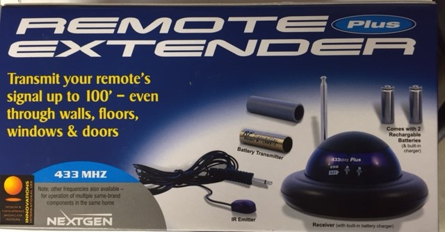 photo of NEXGEN-EXTENDER-KIT-418MHz-BLUE