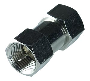 photo of F Male to F Male Adapter