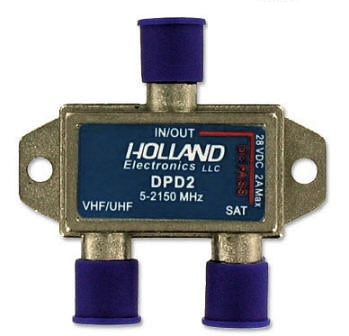 photo of  Holland Diplexer for Dish Pro