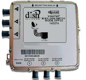 photo of Dish Pro Multi Switch DPP33