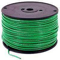 photo of GROUND-WIRE-500FT-14G-GREEN