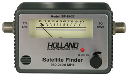 photo of Analog Satellite Finder SF95-22