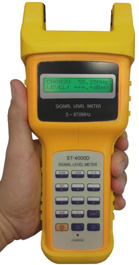 photo of Holland ST-4000D Meter