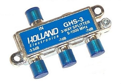 photo of GHS-2 2-Way Splitter