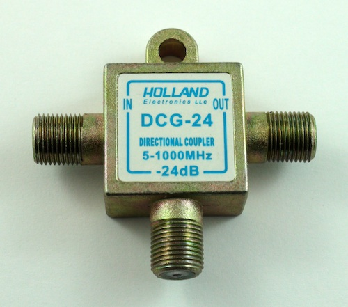 photo of Directional Coupler DCG-24