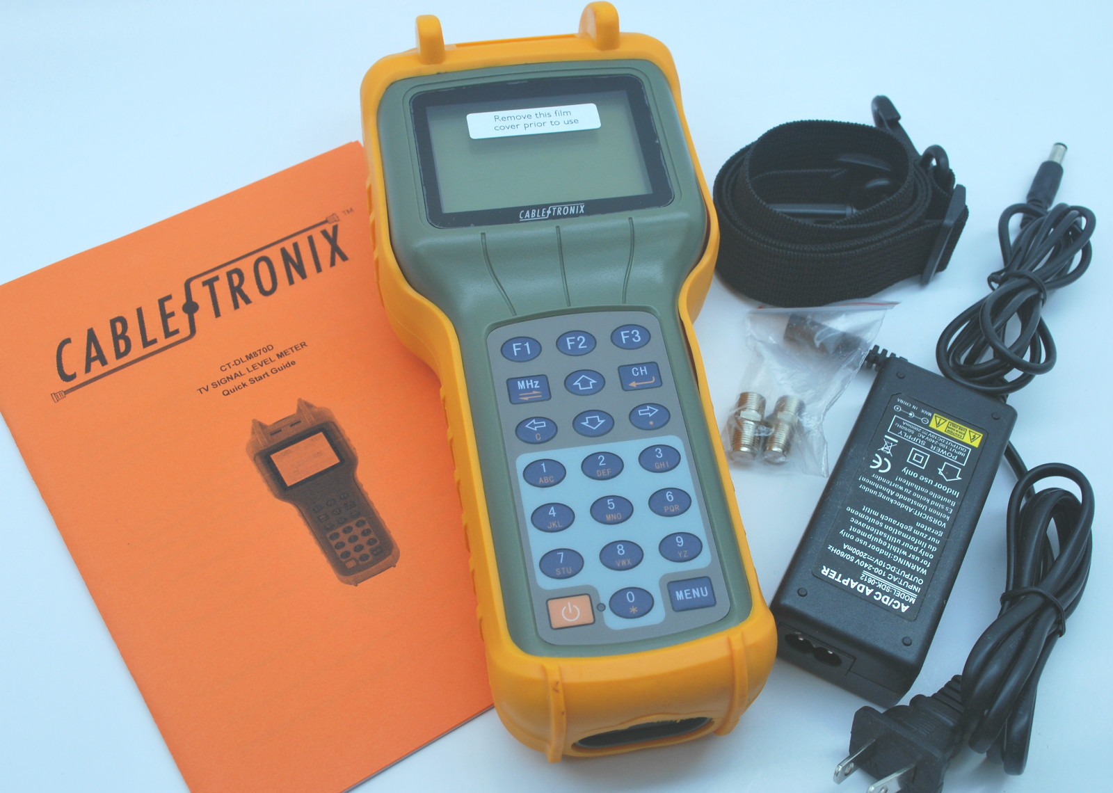 photo of Cable Tronix QAM Meter