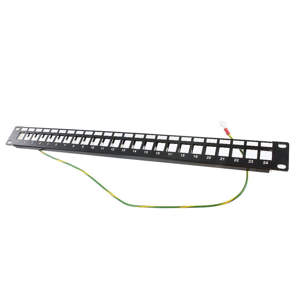 photo of Blank Patch Panel 24 Port