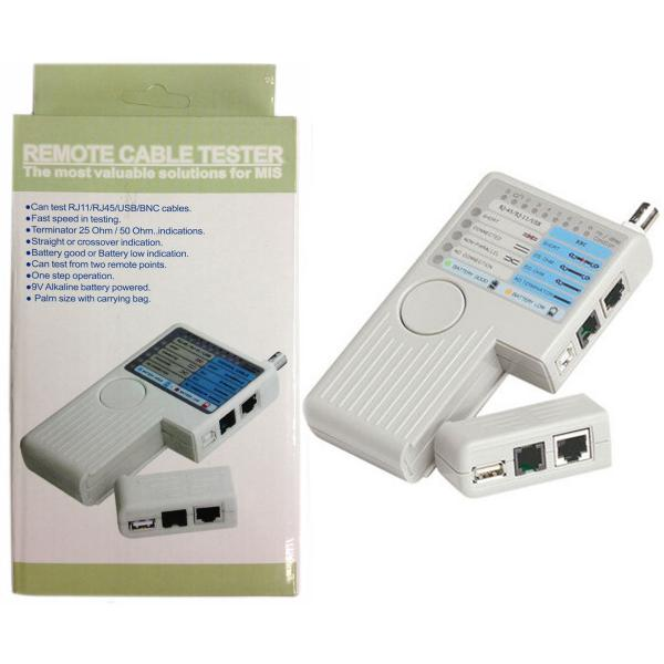 photo of Remote Cable Tester