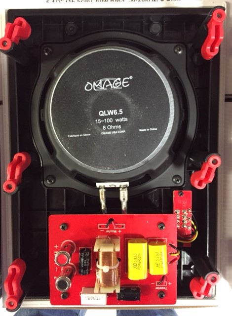 photo of OMAGE-QLW6.5-WALL-4 left in stock